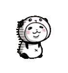 写真DEパンダinぱんだ(個別スタンプ:25)