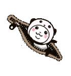 写真DEパンダinぱんだ(個別スタンプ:32)