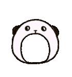 写真DEパンダinぱんだ(個別スタンプ:39)