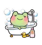 カエルのお天気2(個別スタンプ:36)