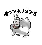 ほんわか黒しば(個別スタンプ:08)
