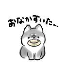 ほんわか黒しば(個別スタンプ:39)