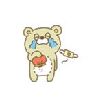 Crazy Sweets Bear 3(個別スタンプ:04)