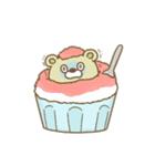 Crazy Sweets Bear 3(個別スタンプ:05)