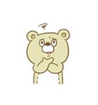 Crazy Sweets Bear 3(個別スタンプ:11)