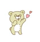 Crazy Sweets Bear 3(個別スタンプ:12)