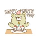 Crazy Sweets Bear 3(個別スタンプ:13)