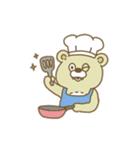 Crazy Sweets Bear 3(個別スタンプ:21)
