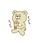 Crazy Sweets Bear 3(個別スタンプ:32)