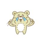 Crazy Sweets Bear 3(個別スタンプ:33)