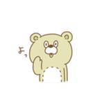 Crazy Sweets Bear 3(個別スタンプ:34)