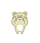 Crazy Sweets Bear 3(個別スタンプ:36)