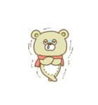 Crazy Sweets Bear 3(個別スタンプ:38)