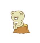 Crazy Sweets Bear 3(個別スタンプ:39)