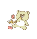 Crazy Sweets Bear 3(個別スタンプ:40)