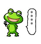カエル大好き!パート11(カスタム)(個別スタンプ:13)