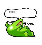 カエル大好き!パート11(カスタム)(個別スタンプ:26)