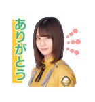 日向坂46 ボイススタンプ(個別スタンプ:01)