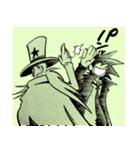推理の星くん コミックスタンプ vol.4(個別スタンプ:26)