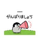 心くばりペンギン カスタムver.(個別スタンプ:13)