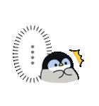 心くばりペンギン カスタムver.(個別スタンプ:21)