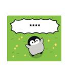 心くばりペンギン カスタムver.(個別スタンプ:39)