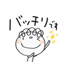 お仕事!くるりん子(個別スタンプ:15)