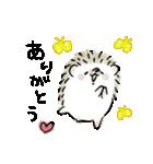 ごきげんハリネズミ-2-(個別スタンプ:3)