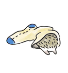 ごきげんハリネズミ-2-(個別スタンプ:35)