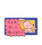 WanとBoo(ホントの気持ち編)(個別スタンプ:24)