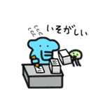 たまぞー&ピピちゃんのゆるいスタンプ(個別スタンプ:25)