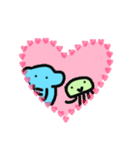 たまぞー&ピピちゃんのゆるいスタンプ(個別スタンプ:38)