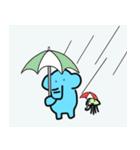 たまぞー&ピピちゃんのゆるいスタンプ(個別スタンプ:40)