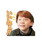 毎日魔法!動くハリー・ポッター(個別スタンプ:02)