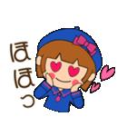 ほのぼの元気女子!(日常ことば)(個別スタンプ:22)