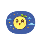 """ふなっしー """"秋バージョンスタンプ""""(個別スタンプ:04)"""