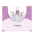 Mr.上から目線【カスタム版】(個別スタンプ:8)