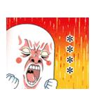 Mr.上から目線【カスタム版】(個別スタンプ:9)