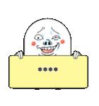 Mr.上から目線【カスタム版】(個別スタンプ:30)