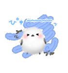 雪の妖精シマエナガ(冬バージョン)(個別スタンプ:23)