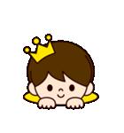 きいろの王子様スタンプ2(個別スタンプ:35)