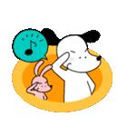 WanとBoo (言葉はいらない編)(個別スタンプ:02)