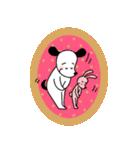 WanとBoo (言葉はいらない編)(個別スタンプ:5)