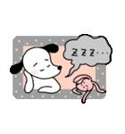 WanとBoo (言葉はいらない編)(個別スタンプ:17)