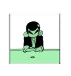 推理の星くん コミックスタンプ vol.5(個別スタンプ:26)