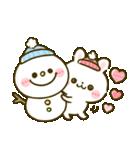 冬♡うさぎのほいっぷ(個別スタンプ:28)