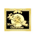▷光の冬☆年末年始☆クリスマス☆(個別スタンプ:01)