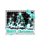▷光の冬☆年末年始☆クリスマス☆(個別スタンプ:04)