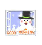 ▷光の冬☆年末年始☆クリスマス☆(個別スタンプ:05)