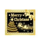 ▷光の冬☆年末年始☆クリスマス☆(個別スタンプ:09)
